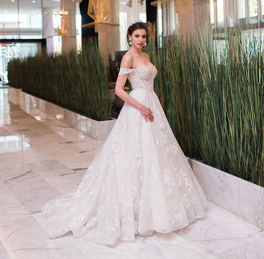 Wedding Dress Shapes For Every Body Shape