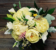 Postmark Flowers - Vancouver Wedding Florist