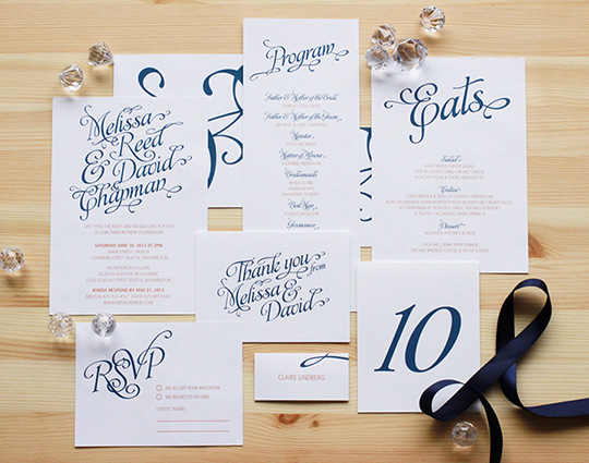 What Should Be Included In Wedding Invitation: Getting Started With Wedding Invitations From @Vancityweddings