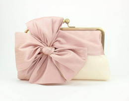 Win a Classic Bow Clutch (valued $89) from Davie & Chiyo