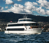 Pacific Yacht Charters - Vancouver Wedding Venue