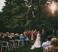 Morgan Creek Golf Course - Surrey Wedding Venue